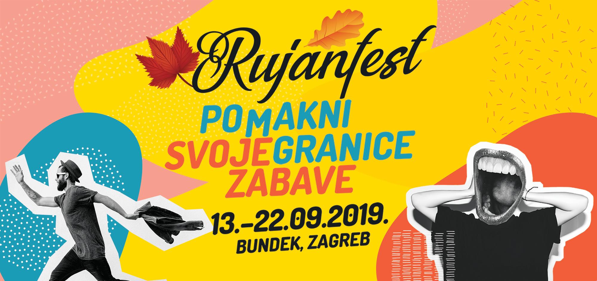 Rujanfest 2019 – Najava programa